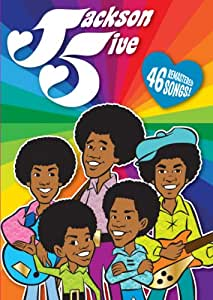 Jackson Five: The Completed Animated Series [Import USA Zone 1]