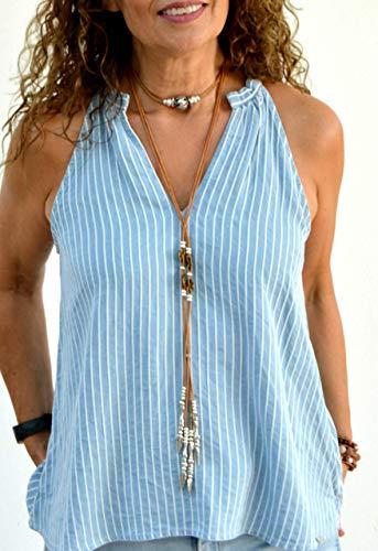 Modeschmuck Aus Spanien - Bolo Schnürlederhalskette Frauen, Modeschmuck Boho