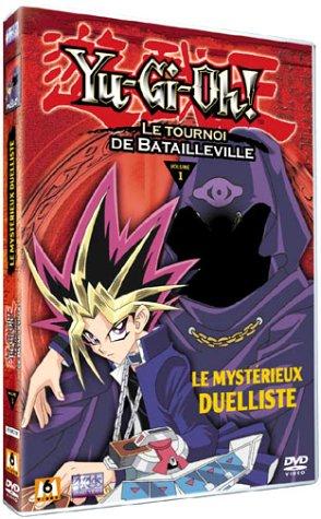 Yu-Gi-Oh ! - Saison 2, Partie 1 - Le tournoi de Batailleville : Le Mystérieux duelliste