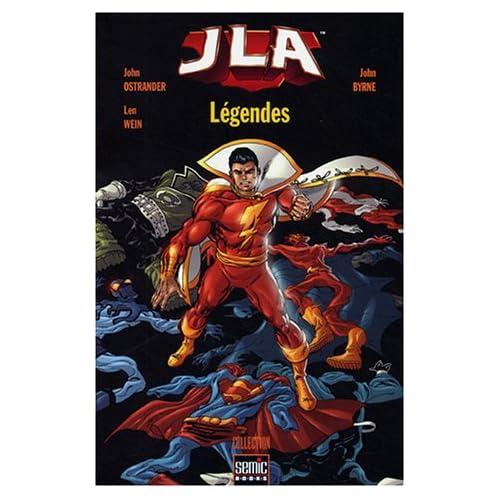 JLA, tome 2 : Légendes