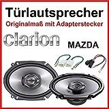 'Clarion 6x 8Especialmente para Mazda 3/5/6Puertas Delanteras/traseras