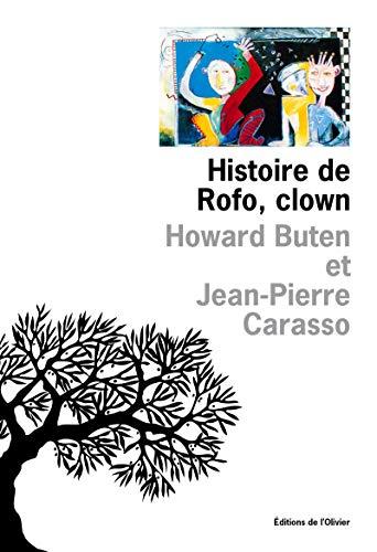 Roffo le clown par Howard Buten