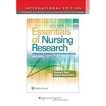 Essentials of Nursing Research, International Edition