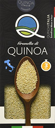 Quinoa italia granella di quinoa - pacco da 12 x 1 kg - totale: 12 kg