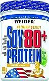 Weider, Soy 80 Plus Protein, Vanille, 1er Pack (1x 800g)