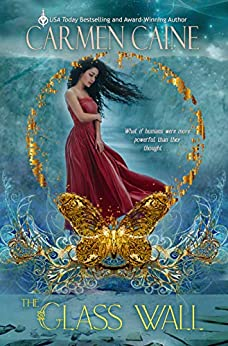 The Glass Wall: (A Fae Romance) by [Adler, Madison, Carmen Caine]