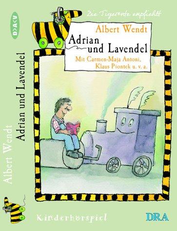 Preisvergleich Produktbild Adrian und Lavendel: Kinderhörspiel