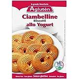 Agluten Biscuits Au yogourt Bretzels gluten 200g gratuit