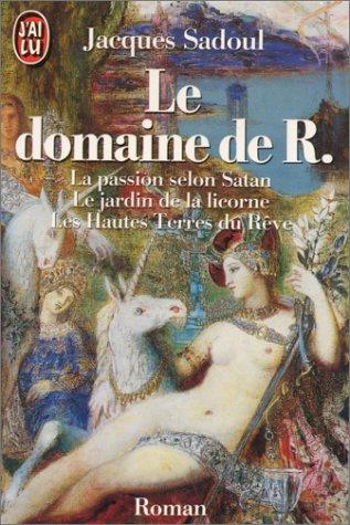 Le Domaine de R. : Romans réalistes...