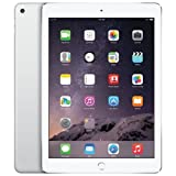 Apple iPad Air 16GB Wi-Fi - Silver (Renewed)