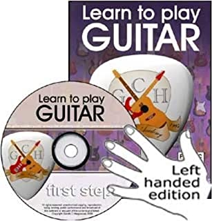 First Steps Guitar, Left Handed Version: The Absolute Beginners Guide to Playing the Guitar (0955085667) | Amazon price tracker / tracking, Amazon price history charts, Amazon price watches, Amazon price drop alerts