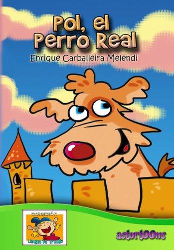 Pol, el perro Real por Enrique Carballeira