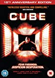 Cube - 15th Anniversary Edition [1997] [Blu-ray]