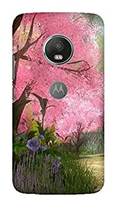 WOW 3D Printed Designer Mobile Case Back Cover For Motorola Moto G5 / Moto G5