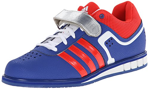 Adidas - Scarpe Powerlift 2.0 Weightlifting, blu