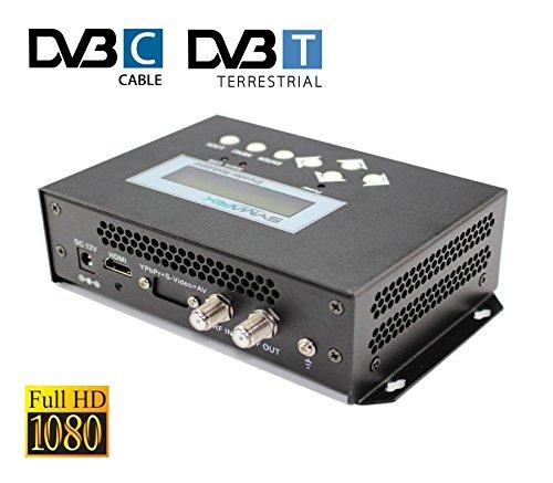 SYMARIX SR1500-HD Digitaler Modulator HDMI zu DVB-C DVB-T Full HD HDTV MPEG4