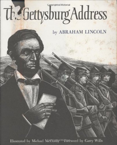 The Gettysburg Address by Abraham Lincoln (1995-09-25)