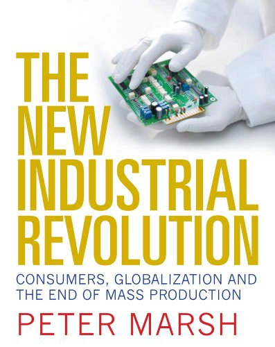 The New Industrial Revolution (English Edition)