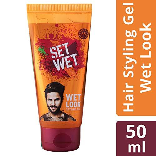 Réglez Wet Hair Style Gel Wet Look 50 ml
