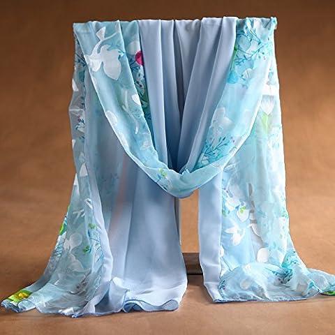 Autunno Inverno Womens Fashion eleganza Super Morbida sciarpa scialle Europa Street Style(cotone/lana/filo/seta)W-1443