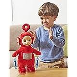 Teletubbies Jumping Po Plush - juguetes de peluche (Toy character, Teletubbies, Po, Gris, Rojo, Felpa, AA)