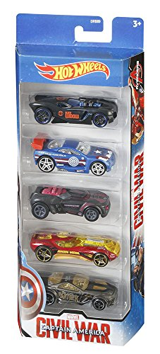 hot-wheels-drb89-captain-america-car-set-pack-of-5