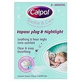 Calpol Vapouriser Night Plug In & 5 Refill Pads Bild 2