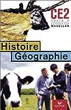 Histoire-Géographie CE2 Cycle 3 : Manuel et Atlas