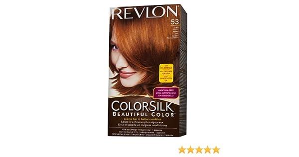 Colorsilk By Revlon, Ammonia-Free Permanent, Haircolor: Light ...