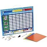 ItsImagical - Magnetic Progress-Table, tabla magnética de progresos (Imaginarium 56936)