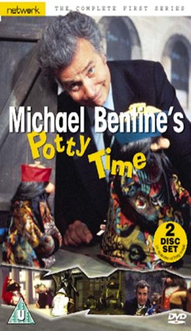 Michael Bentine's Potty Time - Series 1 [1973] [DVD]