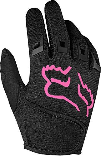 FOX Kids Dirtpaw Gloves Kinder Black/pink Handschuhgröße M 2019 Fahrradhandschuhe