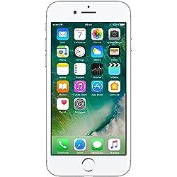 Apple iPhone 7 Argento 128GB (Ricondizionato)