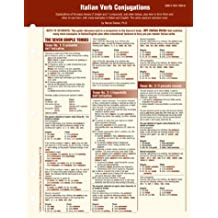 Italian Verb Conjugation Cards (Foreign Language Verb Conjugation Cards)
