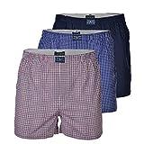Ralph Lauren Polo Mens 3 Pack Boxer Shorts - Multicolour - M