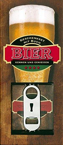 Bier aus aller Welt: Geschenkset mit Buch, Bierdeckel und Öffner (Bier Rund Um Die Welt)