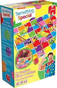 Something Special Giant Snakes and Ladders Floor Game