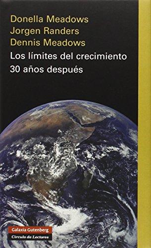 Los límites del crecimiento 30 años después (Ensayo) por Donella Meadows