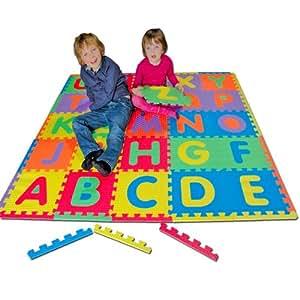 Tatamiz - TTZ.ABC - Puzzle de Sol - Tapis Puzzle Alphabet