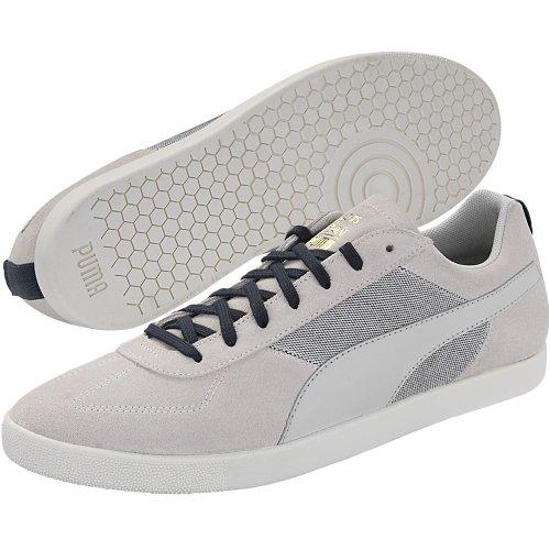 Puma Ansbach Lo 354447, Herren Sneaker Weiß (moonbeam 03)