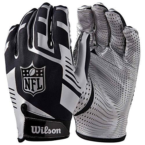 Wilson American Football Receiver-Handschuhe NFL STRETCH FIT RECEIVERS GLOVE, Einheitsgröße