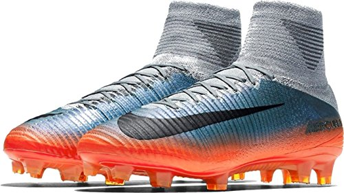 Mercurial Superfly V CR7 agpro 001 COOL GREY/MTLC HEMATITE-WO