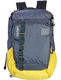 Safari 42 Ltrs Grey Laptop Backpack (Flash Grey)