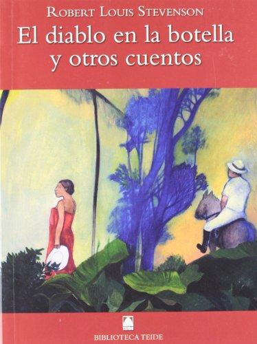 Biblioteca Teide 041 - El diablo en la botella y otros cuentos -R. L. Stevenson- - 9788430760954