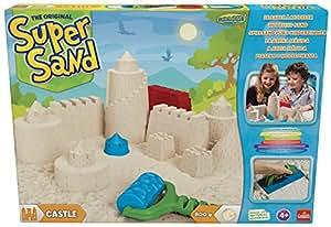 Goliath 83219 | Super-Sand-Set Castle | modellierbarer