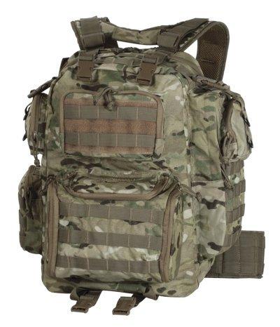Voodoo Tactical The Matrix Modular Assault Tactical Rucksack IX - Multicam Kampfrucksack