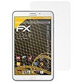 atFolix Schutzfolie für Samsung Galaxy Tab 4 8.0 (LTE/3G T335) Displayschutzfolie - 2 x FX-Antireflex blendfreie Folie