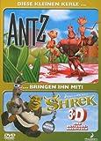 Antz/Shrek 3D [2 DVDs]