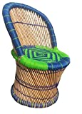 #7: Bamboo Chair Kids Furniture For Home