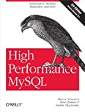 How can you bring out MySQL's full power? With High Performance MySQL, you'll learn advanced techniques for everything from designing schemas, indexes, and queries to tuning your MySQL server, operating system, and hardware to their fullest p...